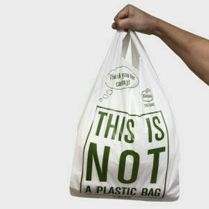 biomateriāla iepirkumu maisiņš