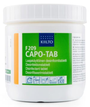 dezinfekcijas tabletes