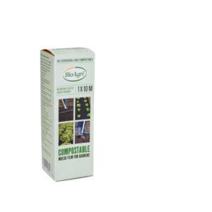 bioplēve dārza augsnes segšanai